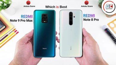 Photo of Redmi Note 9 Pro Max vs Redmi Note 8 Pro