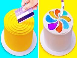 Photo of 24 ترفند و ایده تزیین کیک در چند دقیقه