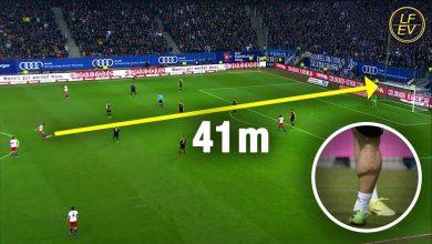 Photo of زیباترین ضربات شوت در فوتبال از راه دور