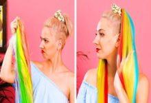 Photo of ترفند های کاربردی برای زیبایی مو در جشن ها