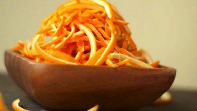 تصویر از خواص شگفت انگیز پوست پرتغال که نمیدانستید