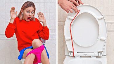 تصویر از پنهان کاری های مفید و مفید برای خانه شما || نکات تمیز کننده درخشان برای خانه شما توسط 123 GO!