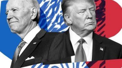 تصویر از آخرین مناظره بایدن و ترامپ برای انتخابات ریاستجمهوری با ترجمه همزمان