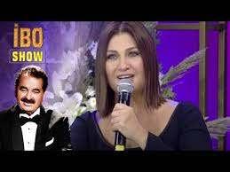 تصویر از Sibel Can – _Mavi Mavi_ _ İbo Show 2020 _ 1. Bölüm – Performans